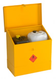 Flammable liquid storage bin SU11F