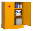 Flammable liquid storage cabinet SU06F