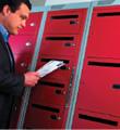 Postal locker