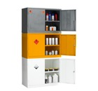 Storage for hazardous materials
