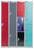 Vedette 2 lockers