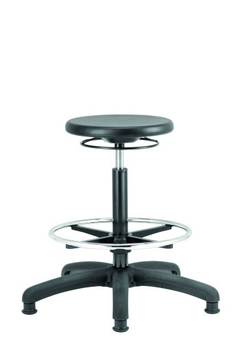 Laboratory High Stool: Model 008