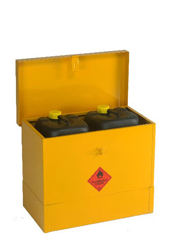 Flammable Liquid Storage: SU09F