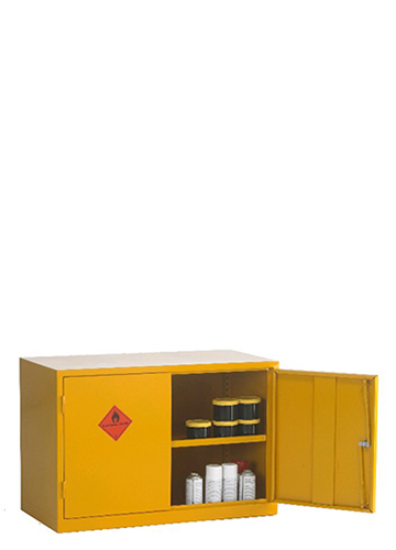 Flammable Liquid Storage Cabinet SU17