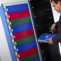 Laptop Storage and Charging Cabinets