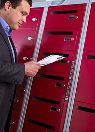 Postal Storage Locker