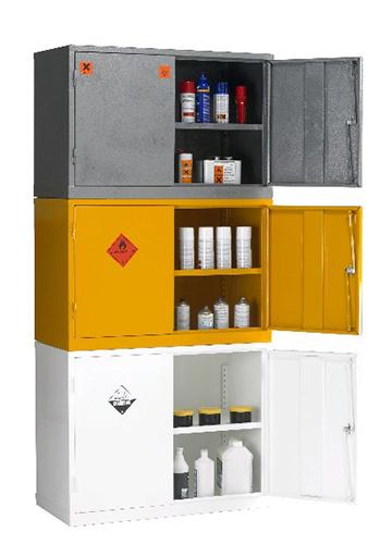 Stackable Haz Mat Cabinets