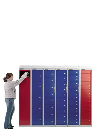 Workwear Storage Lockers