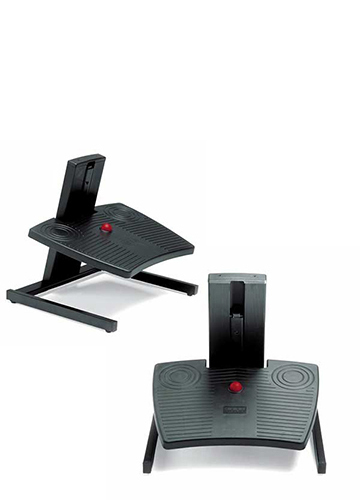 Laboratory footrests