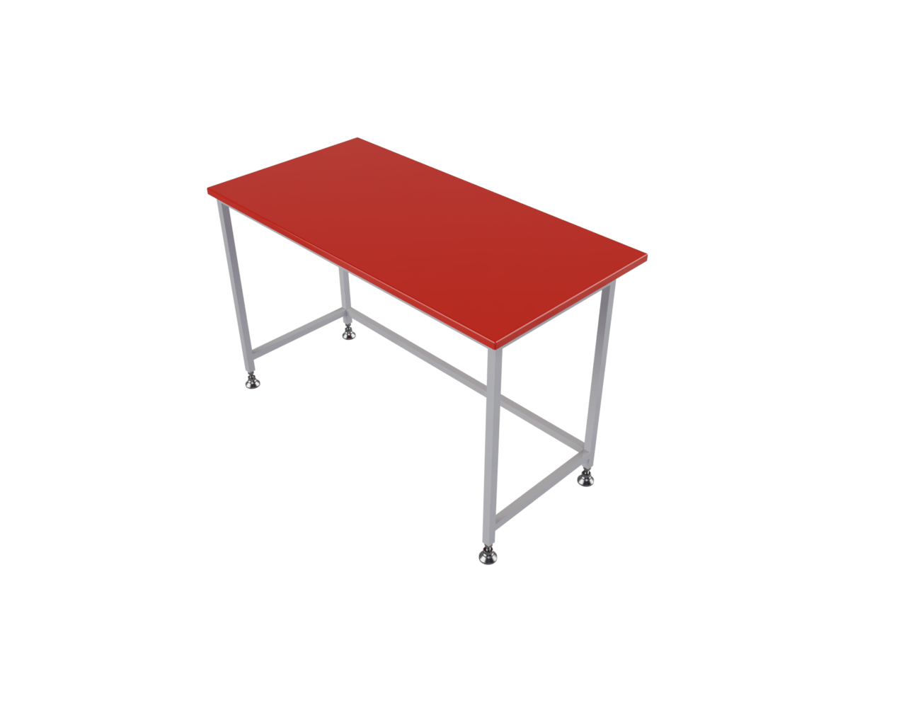Freestanding Laboratory Desk